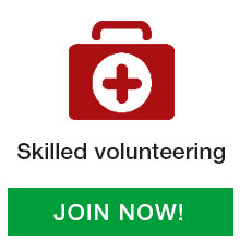 Skilled-volunteering