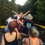 Costa Rica Boat ride