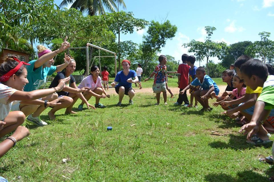 volunteering and community service essay